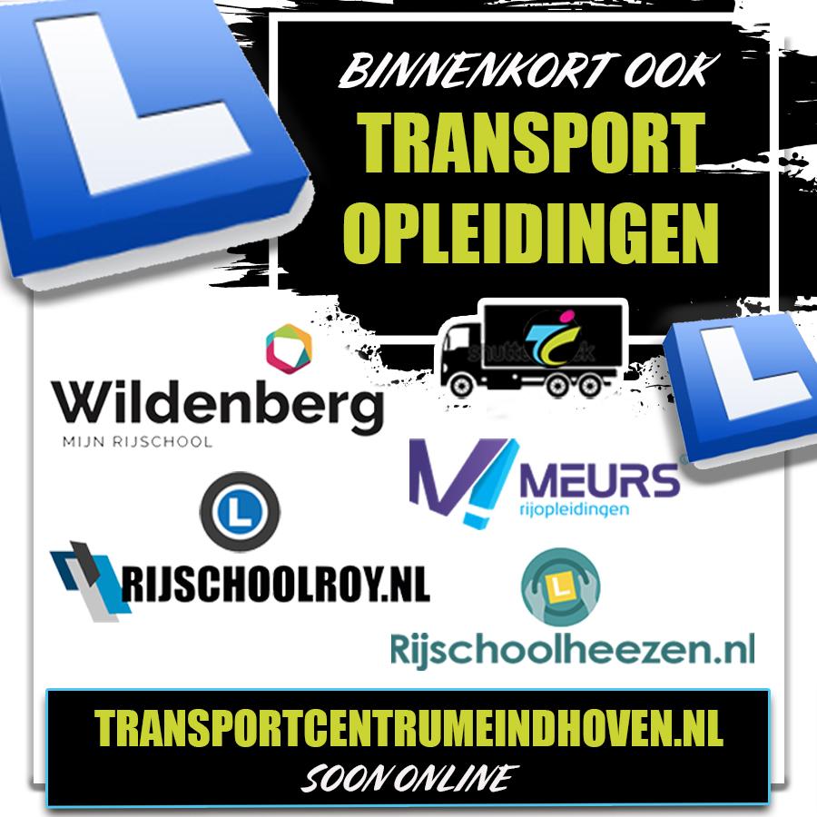 TRANSPORTOPLEIDING AANKONDIGING
