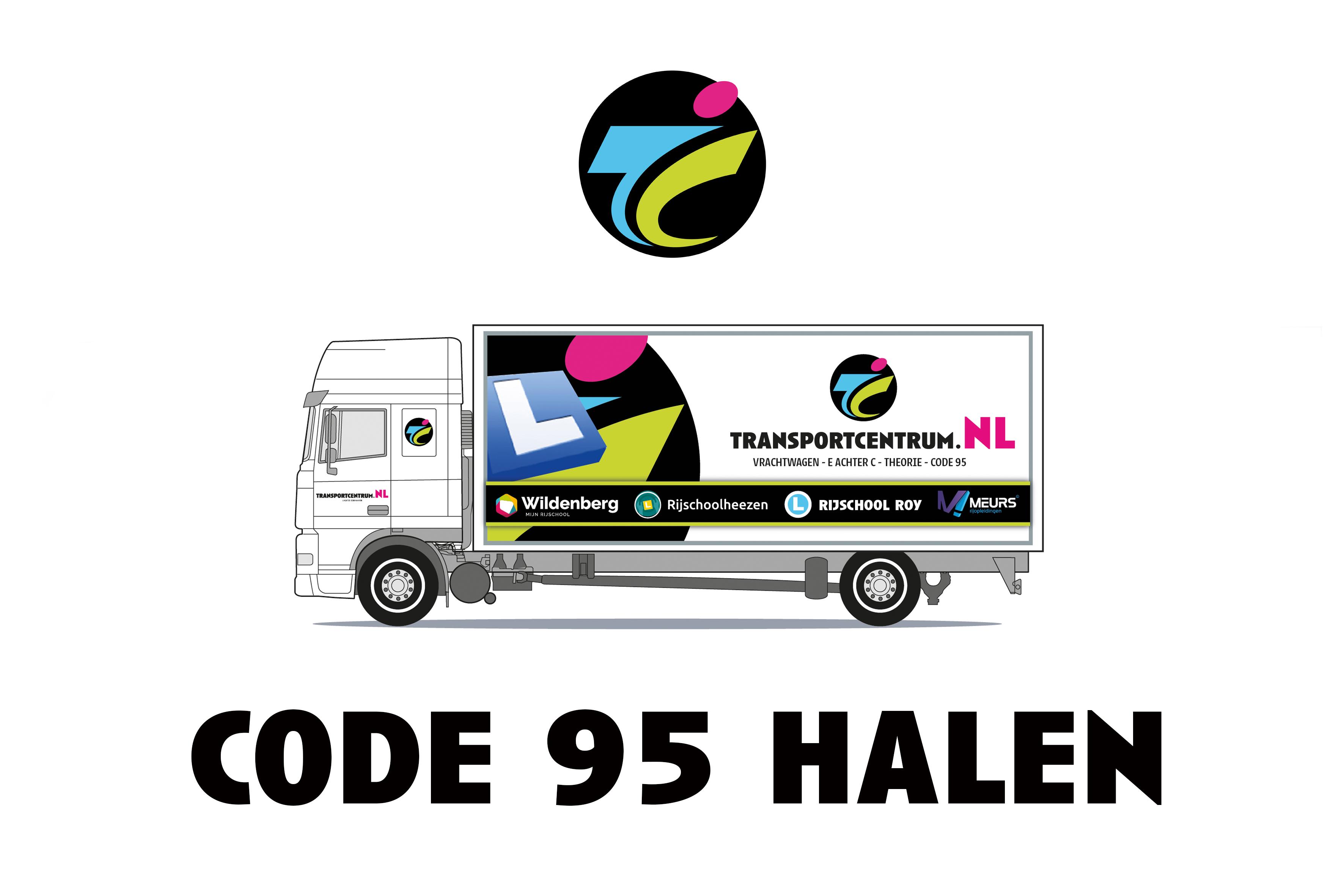 Knop Code 95 Halen