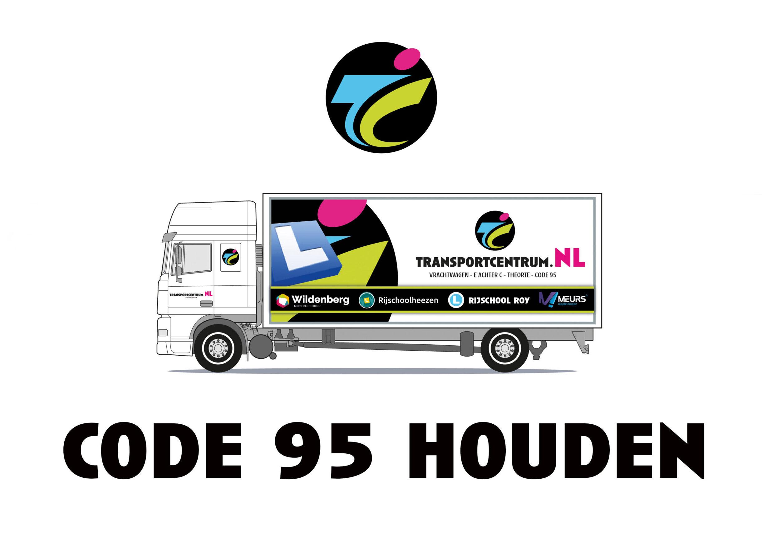 Knop Code 95 Houden